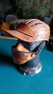 Masque et casquette personnalisés